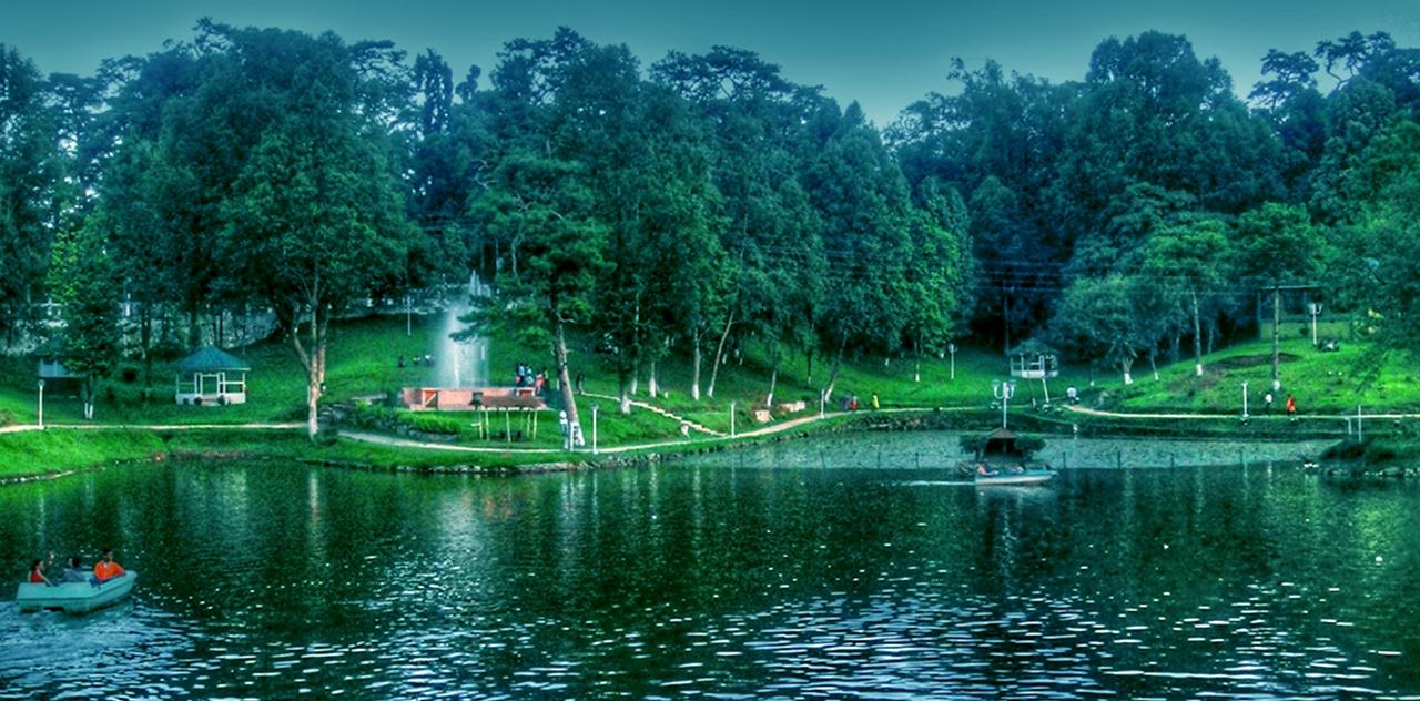 You Can Visit Wards Lake In Shillong